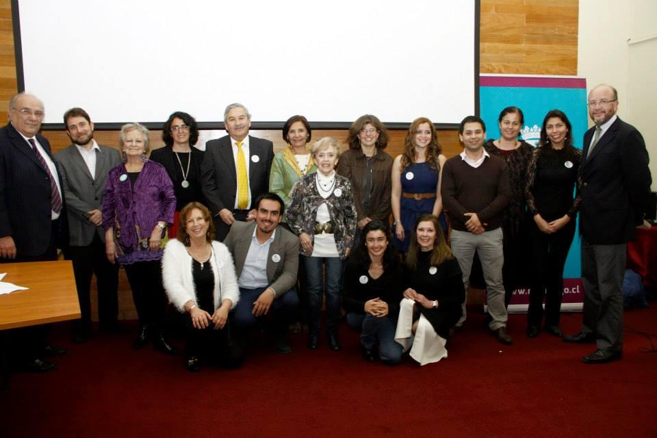 Municipalidad de Santiago participó en Jornada sobre Alzheimer