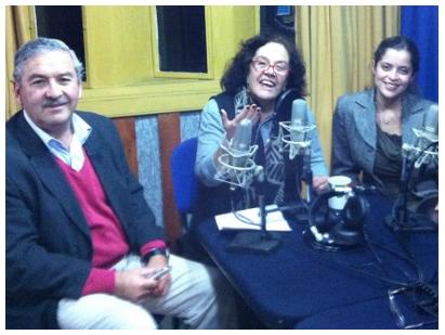 Entrevista a representantes de COPRAD en Forociudadano