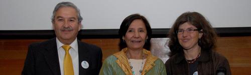 Decana de la Facultad de Medicina de la Universidad de Chile es reconocida por Coprad