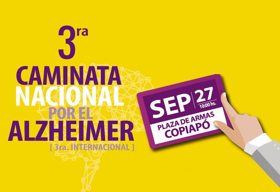 COPIAPÓ MARCHA POR EL ALZHEIMER