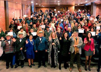 Coprad Chile presente en acto oficial de Senama en Copiapó, junto a Ines Ester Garay, directora regional