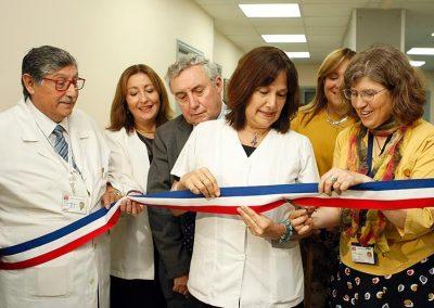 Inaguración de la primera Unidad de Memoria Alojada en el Campus Oriente de la Facultad de Medicina vinculado al Hospital del Salvador