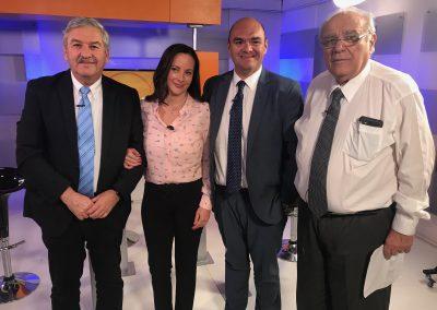 Entrevista por Krishna De Caso a COPRAD Chile