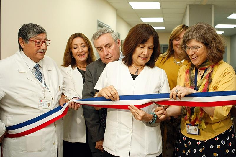 Inauguración de la Clínica de Memoria