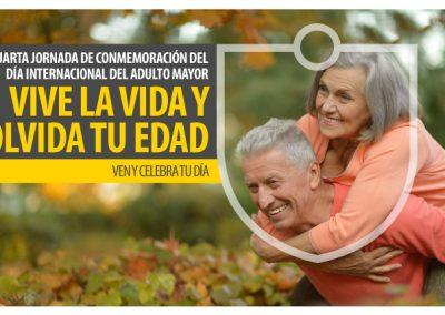 Jornada de Conmemoración Día Internacional del Adulto Mayor