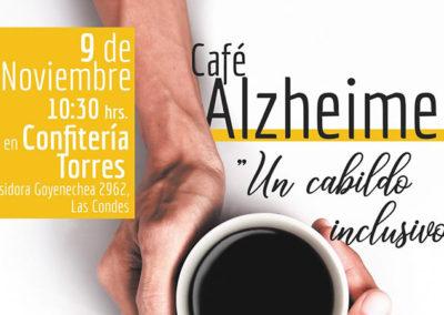Café Alzheimer: Cabildo Inclusivo