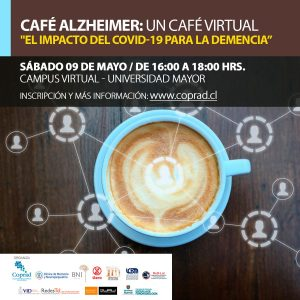 cafe alzheimer covid 19